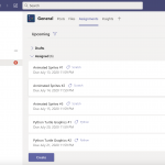SchoolCoding lessons in your MS Teams