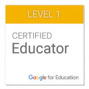 We are Google Certified Educators